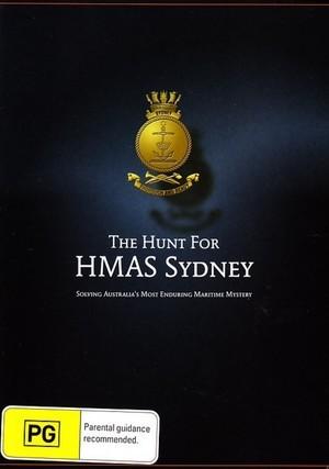The Hunt for HMAS Sydney on DVD