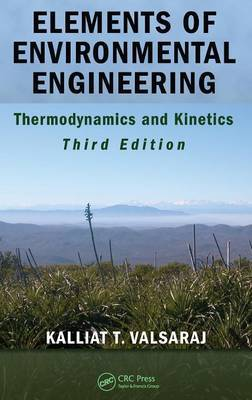 Elements of Environmental Engineering by Kalliat T. Valsaraj image