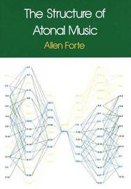 The Structure of Atonal Music by Allen Forte image