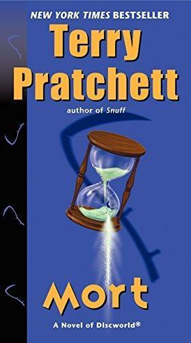 Mort (Discworld 4 - Death) (US Ed.) by Terry Pratchett