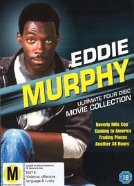 Eddie Murphy Definitive Boxset on DVD image
