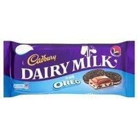 Cadbury Oreo Mint 120g