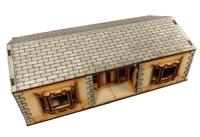 TTCombat: Tabletop Scenics - Suburban House E