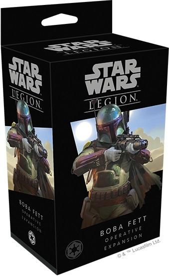 Star Wars Legion: Boba Fett Operative Expansion image