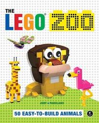 The Lego Zoo by Jody Padulano