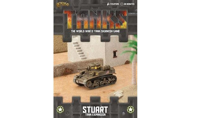 TANKS: American Stuart Tank image