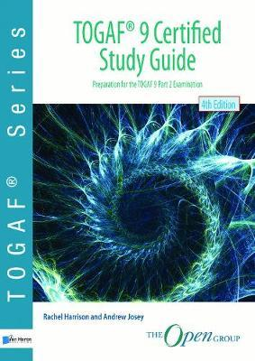 TOGAF (R) 9 certified study guide by Andrew Josey image