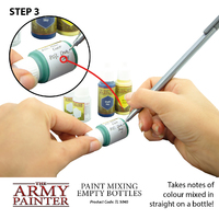 Army Painter Paint Mixing Empty Bottles image