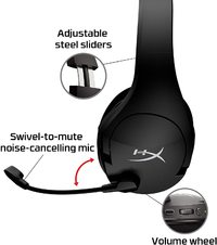HyperX Cloud Stinger Core 7.1 Wireless Gaming Headset for PC image