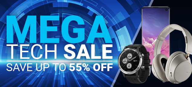 Mega Tech Sale - Ends Friday