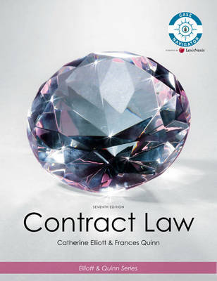 Contract Law by Catherine Elliott image