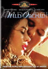 Wild Orchid on DVD