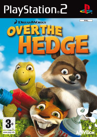 Over the Hedge for PlayStation 2