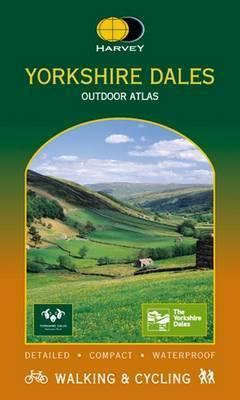 Yorkshire Dales Outdoor Atlas