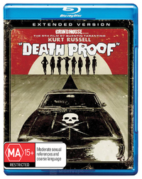 Death Proof on Blu-ray