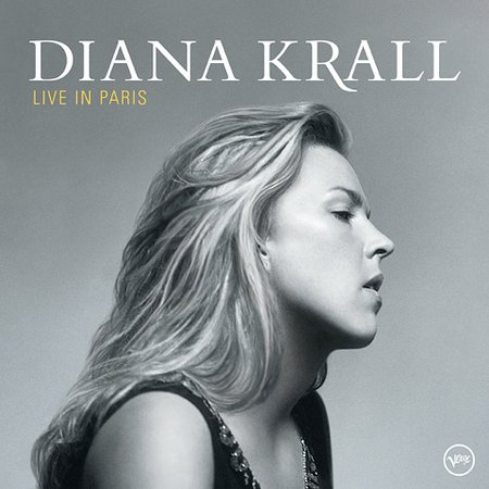 Live In Paris by Diana Krall image