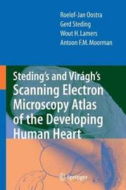 Steding's and Viragh's Scanning Electron Microscopy Atlas of the Developing Human Heart by R.J. Oostra