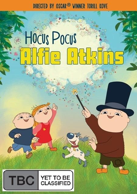 Hocus Pocus Alfie Atkins on DVD
