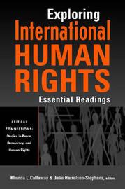 Exploring International Human Rights image