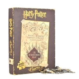 Harry Potter: Marauders Map - 500 Piece Puzzle