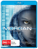 Morgan on Blu-ray