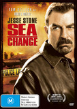 Jesse Stone: Sea Change on DVD