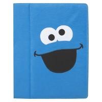 i.Sound Sesame Street Cookie Monster Plush Portfolio for iPad 2/3/4