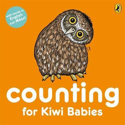 Counting for Kiwi Babies by Fraser Williamson image