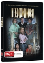 Bad Girls (1999) - Series 8 (3 Disc Set)  on DVD