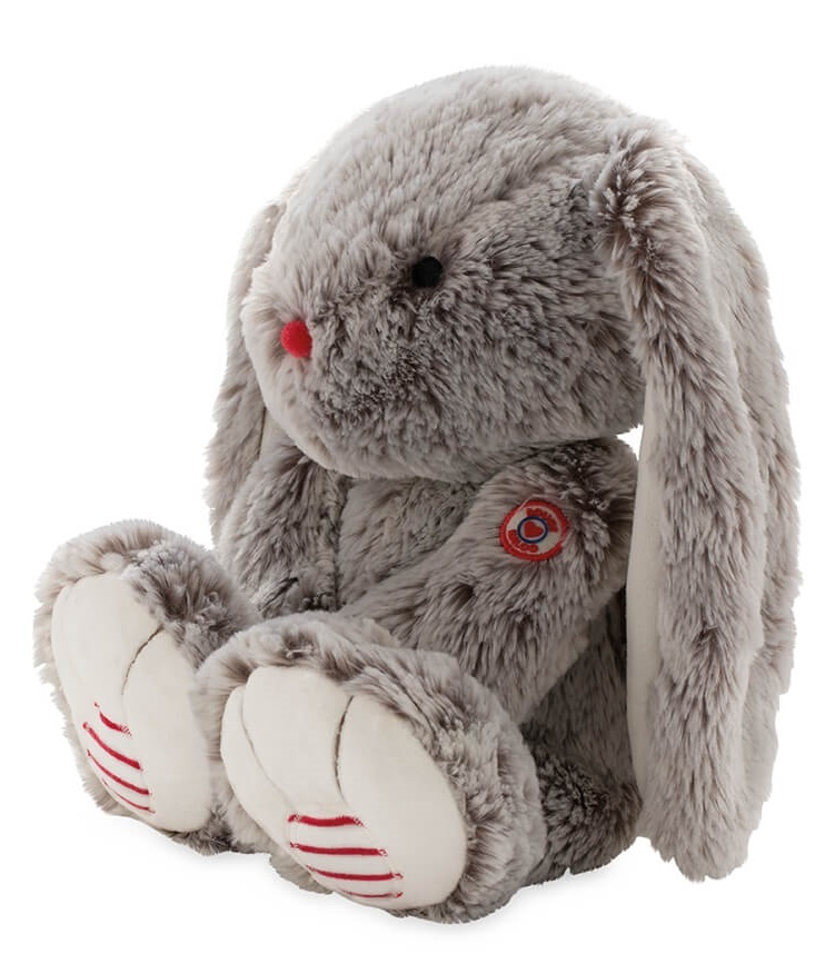 Kaloo: Grey Rabbit - Large Plush (38cm) image