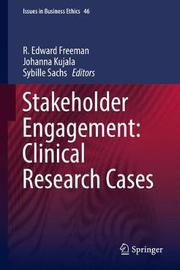 Stakeholder Engagement: Clinical Research Cases image