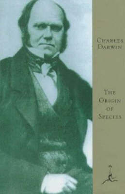 Mod Lib Origin Of Species by Charles Darwin