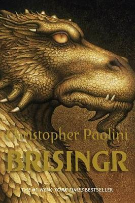 Brisingr by Christopher Paolini image