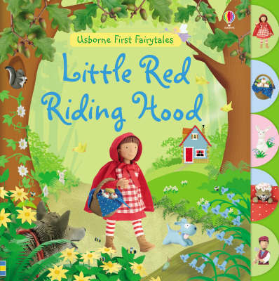 Look And Say Little Red Riding Hood by Felicity Brooks image