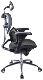 Croxley Workpro Mesh Back Executive Chair (Black) image