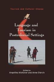 Language and Tourism in Postcolonial Settings