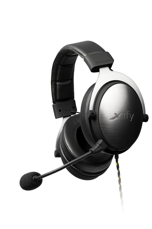 XTRFY H1 Pro Gaming Headset for PC