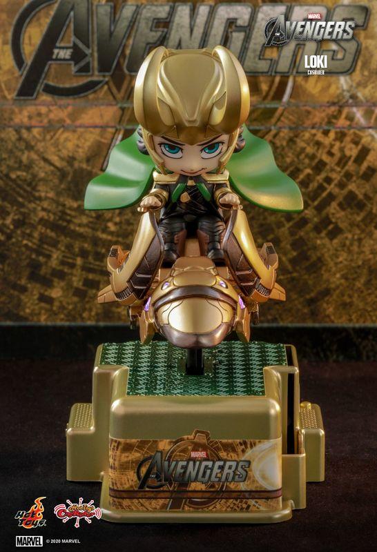 Marvel: Loki - Cosrider Figure
