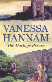 The Hostage Prince by Vanessa Hannam image