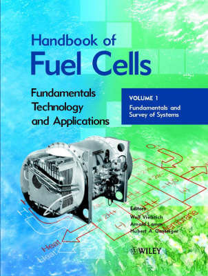 Handbook of Fuel Cells: Vol. 2 image