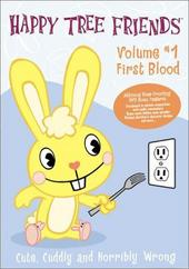 Happy Tree Friends Volume 1 - First Blood on DVD