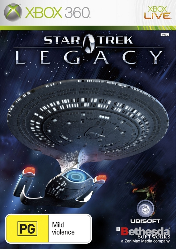 Star Trek: Legacy for Xbox 360