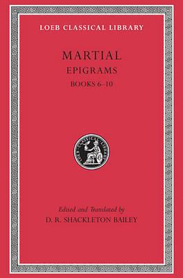 Epigrams: v. 2 by Martial image