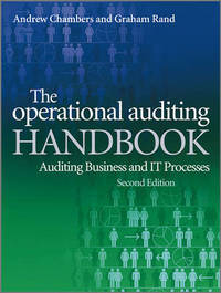 Operational Auditing Handbook 2E - Auditing Business and It Processes by Andrew Chambers image