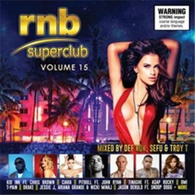 RnB Superclub - Volume 15 by Various Artists