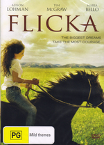 Flicka on DVD