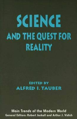 Science and the Quest for Reality image