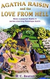 Agatha Raisin and the Love from Hell by M.C. Beaton image