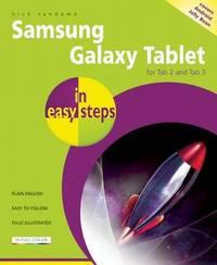Samsung Galaxy Tab 2 in Easy Steps by Nick Vandome