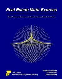 Real Estate Math Express by Stephen Mettling